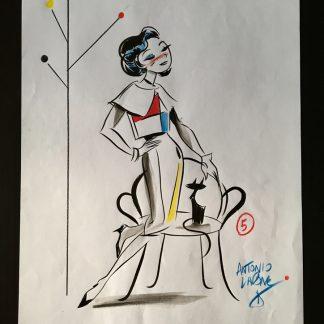 Les Filles de Mondrian (5)